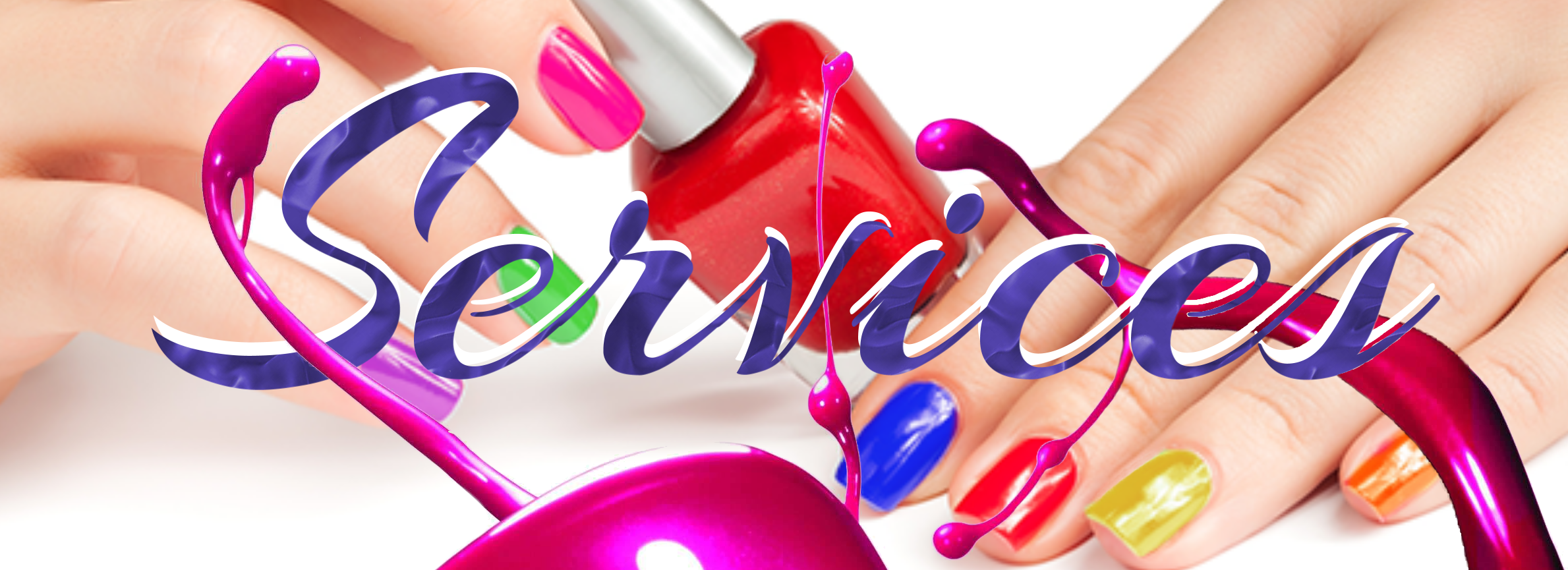 Welcome to T&L Nail Spa - www.T&LNailSpa.com - Services
